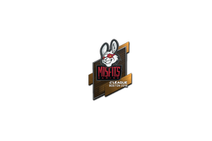 Sticker Misfits Gaming Boston 2018