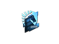Skin Sticker | Team Liquid (Foil) | Boston 2018