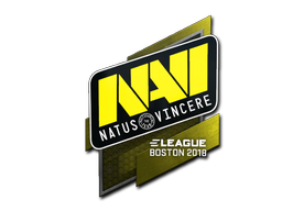Sticker | Natus Vincere | Boston 2018