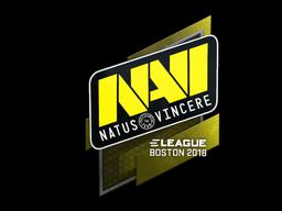 Sticker | Natus Vincere | Boston 2018