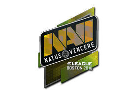 Sticker | Natus Vincere (Holo) | Boston 2018