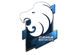 Sticker | North (Foil) | Boston 2018