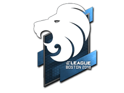 Sticker | North | Boston 2018