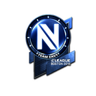 Sticker | Team EnVyUs (Foil) | Boston 2018