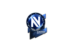 Skin Sticker | Team EnVyUs (Foil) | Boston 2018