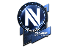 Sticker | Team EnVyUs | Boston 2018
