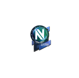 Sticker | Team EnVyUs (Holo) | Boston 2018