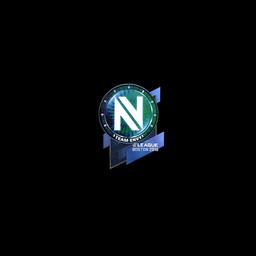 Sticker   Team EnVyUs (Holo)   Boston 2018