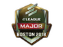 Skin Sticker | ELEAGUE (Holo) | Boston 2018