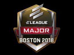 Sticker | ELEAGUE | Boston 2018