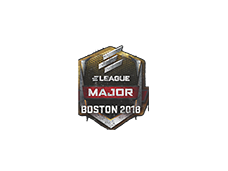 Skin Sealed Graffiti | ELEAGUE | Boston 2018
