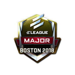 ELEAGUE (Foil) | Boston 2018