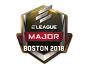 Sticker | ELEAGUE | Boston 2018