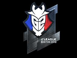 G2 Esports | Boston 2018