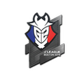 Sticker | G2 Esports | Boston 2018