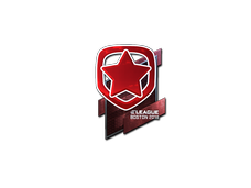 Skin Sticker | Gambit Esports (Foil) | Boston 2018