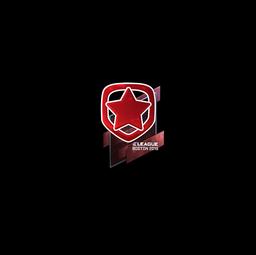 Sticker   Gambit Esports (Foil)   Boston 2018