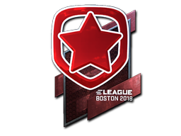 Sticker | Gambit Esports (Foil) | Boston 2018