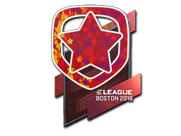Sticker | Gambit Esports (Holo) | Boston 2018