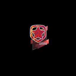 Sticker | Gambit Esports (Holo) | Boston 2018
