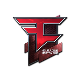 FaZe Clan (Foil) | Boston 2018