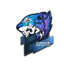 Sticker | Flash Gaming (Holo) | Boston 2018
