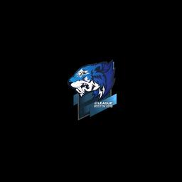 Sticker | Flash Gaming | Boston 2018