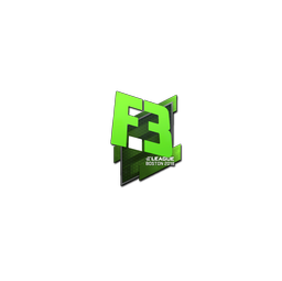 Sticker | Flipsid3 Tactics | Boston 2018
