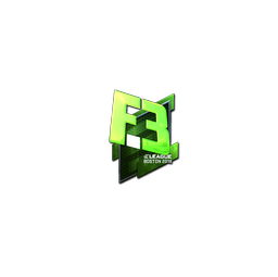 Sticker | Flipsid3 Tactics (Foil) | Boston 2018