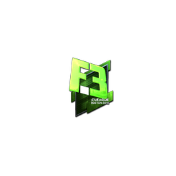 Sticker   Flipsid3 Tactics (Foil)   Boston 2018