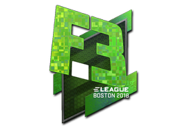 Sticker | Flipsid3 Tactics (Holo) | Boston 2018