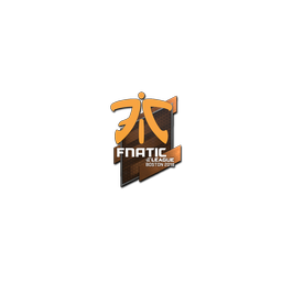 Sticker | Fnatic | Boston 2018
