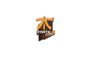 Sticker Fnatic Boston 2018