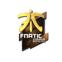 Fnatic (Foil) | Boston 2018