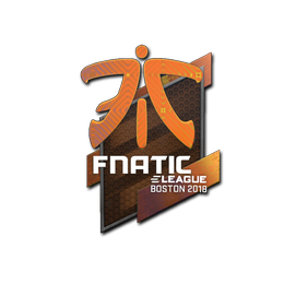 Fnatic (Holo) | Boston 2018