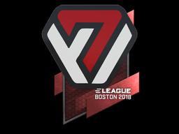 Sticker | Avangar | Boston 2018