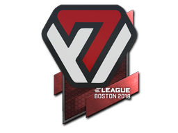 Sticker | Avangar | Boston 2018