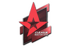 Skin Sticker | Astralis | Boston 2018