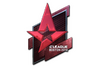 Skin Sticker | Astralis (Foil) | Boston 2018