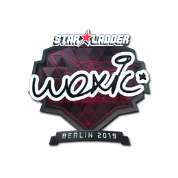 woxic (Foil) | Berlin 2019