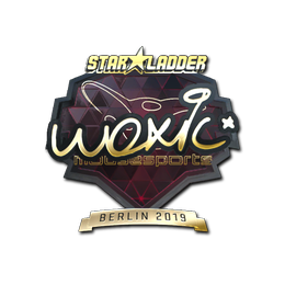 woxic (Gold) | Berlin 2019