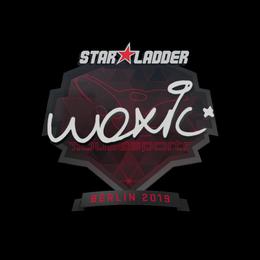 woxic | Berlin 2019
