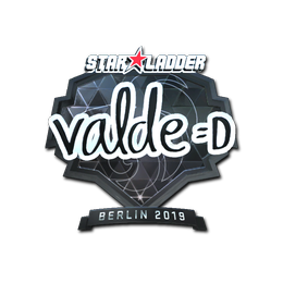 v4lde (Foil)   Berlin 2019
