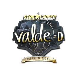v4lde (Gold) | Berlin 2019