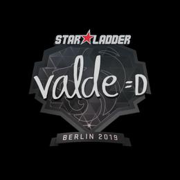 v4lde | Berlin 2019