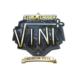 VINI (Gold) | Berlin 2019