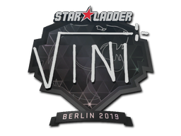 Sticker | VINI | Berlin 2019