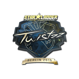 Twistzz (Gold) | Berlin 2019