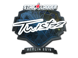 Sticker | Twistzz (Foil) | Berlin 2019