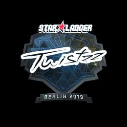Twistzz (Foil) | Berlin 2019